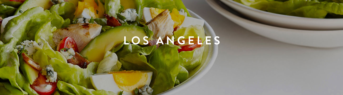 LA // DTLA and Miracle Mile Menu