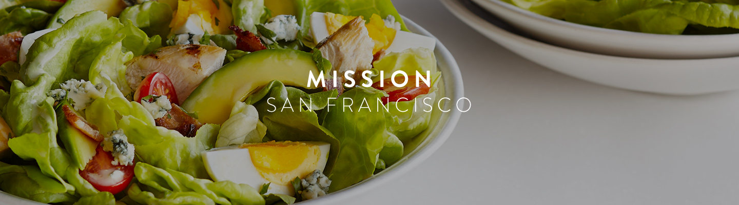 CA // SF Mission Menu