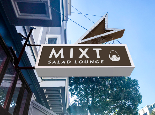 MIXT salad lounge