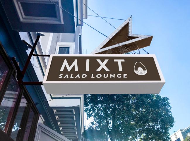 MIXT salad lounge