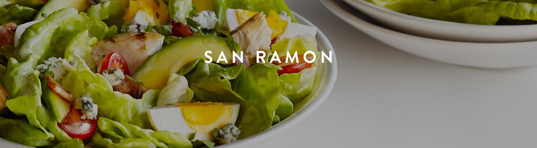 San Ramon Menu