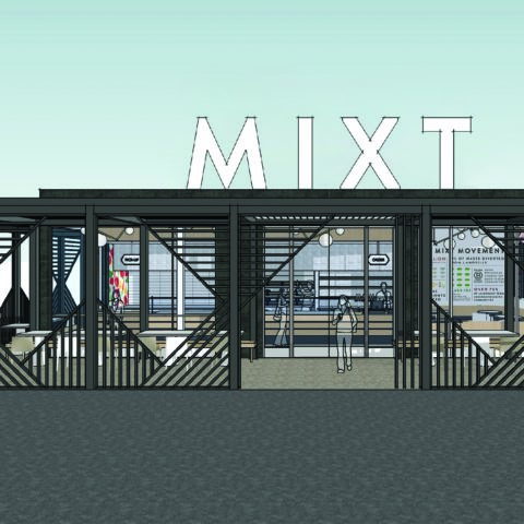 MIXT Silver Lake Storefront