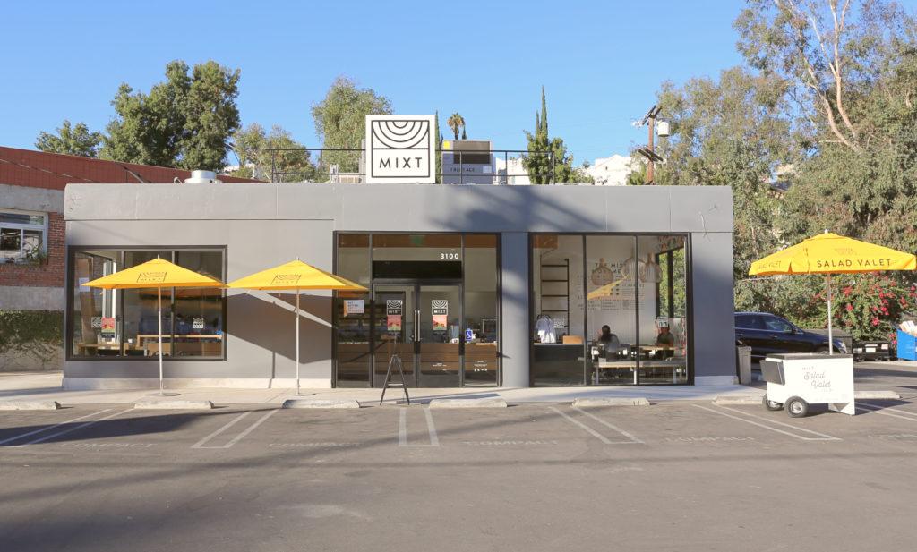 MIXT at 3100 Sunset Boulevard