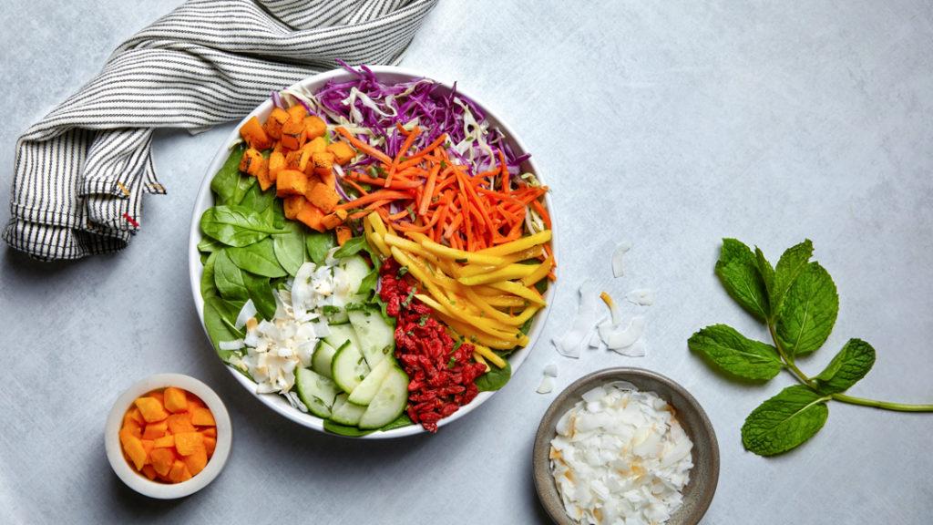 MIXT 30 Salad