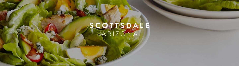 AZ // Scottsdale Menu